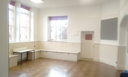 South Brent Old School Community Centre Aune Room 1