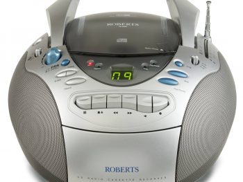 South Brent Old School Community Centre CD player
