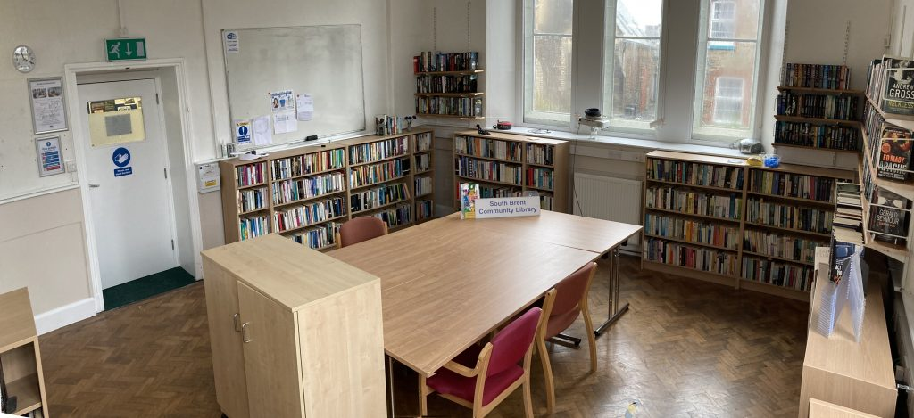South Brent Community Library